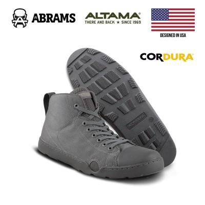 Тактические кроссовки (кеды) Altama Maritime Assault Mid Grey