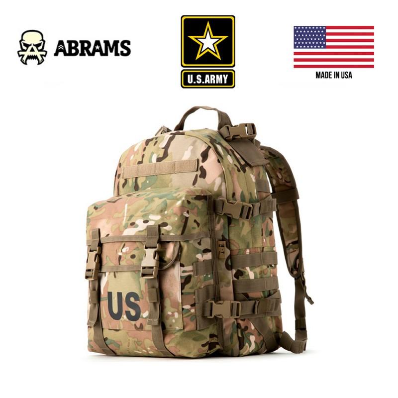 Рюкзак штурмовой трехдневный assault pack 3-day US ARMY Multicam Light Used