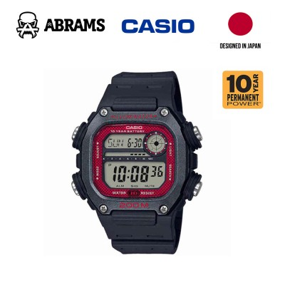 Часы Casio DW-291H-1BVCF