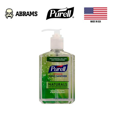 Гель антибактеріальний антисептик PURELL Advanced Hand Sanitizer Naturals 236 ml