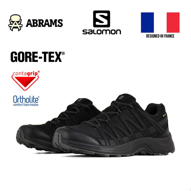 Кроссовки Salomon XA TICAO GTX Black