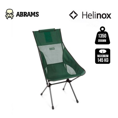 Стілець-крісло складаний Helinox Sunset Chair Forest Green