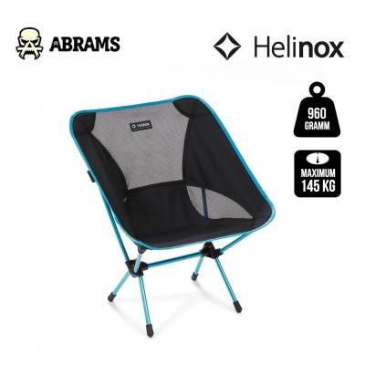 Стілець-крісло тактичний складаний Helinox Chair One Black