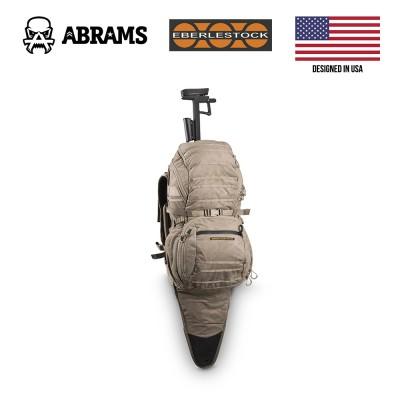 Тактический рюкзак снайпера Eberlestock X1 Euro Dry Earth Microsuede