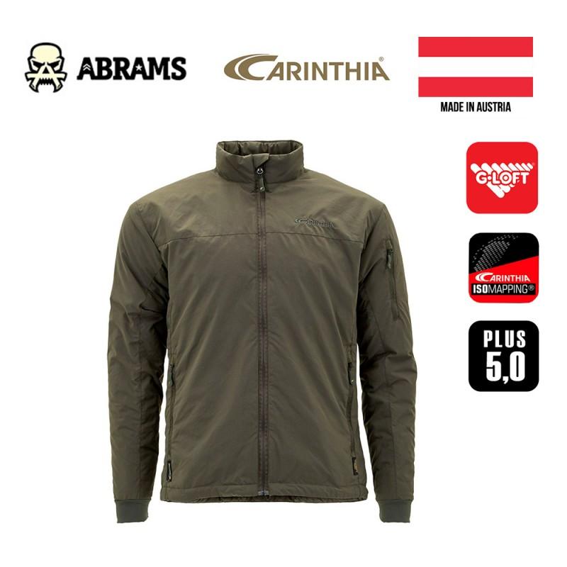Куртка Carinthia G-LOFT Windbreaker Jacket Olive