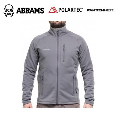 Куртка флис Fahrenheit Polartec Power Stretch Pro Grey