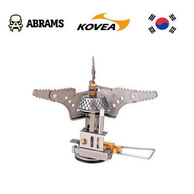 Газовая горелка туристическая Kovea KB-0101 Titanium Stove Camp-3