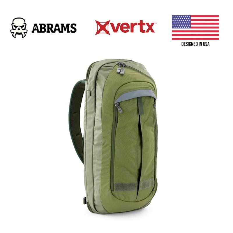 Рюкзак для скрытого ношения оружия Vertx Commuter Sling 2.0 XL Canopy Green 23L