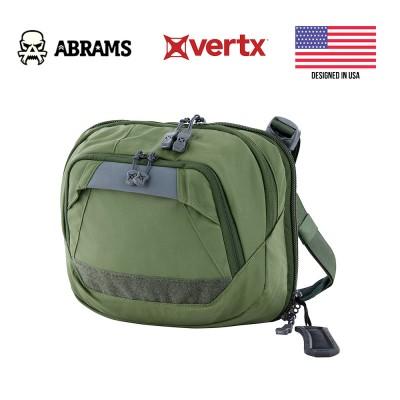 Сумка для скрытого ношения оружия Vertx Tourist Sling Canopy Green 6L