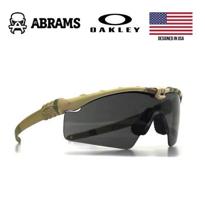 Окуляри тактичні балістичні Oakley SI Ballistic M Frame 3.0 Agro Multicam Grey Lens