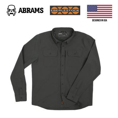 Тактическая рубашка Eberlestock Owyhee Field Shirt Gunmental
