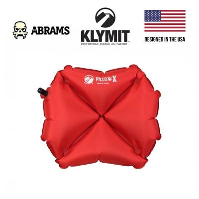 Походная надувная подушка Klymit Pillow X Red