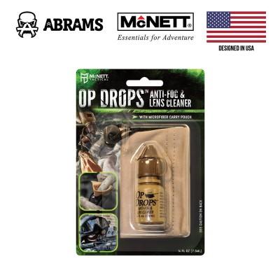 Средство от запотевания линз антифог McNett Tactical Op Drops 7.4 ml