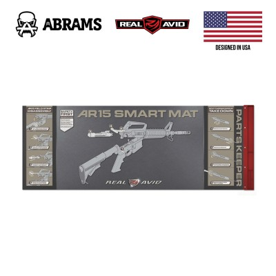 Коврик настольный оружейный Real Avid AR-15 Smart Mat