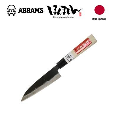 Нож кухонный HONMAMON Paring 105 мм лезвие, Shirogami #2