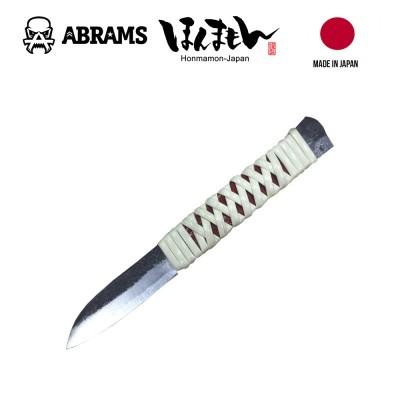 Нож японский Toumaki (Fujimaki) Aogami (Warikomi ламинат) Higonokami 170 мм