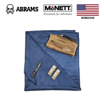 Полотенце McNett Tactical Ultra Compact Microfiber Towel XL Navy Blue