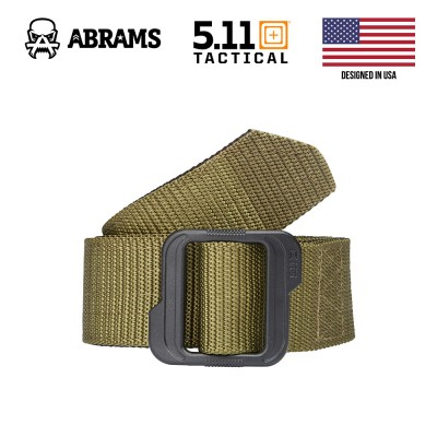 Ремень двухсторонний тактичний 5.11 Tactical Double Duty TDU Belt TDU Green