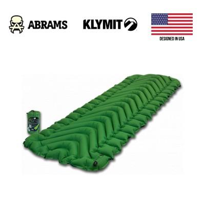Каремат надувной Klymit Static V Green