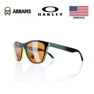 Окуляри Oakley Frogskins Eclipse Green Prizm Tungsten Polarized