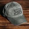 Кепка Grunt Style Vintage OD Green Hat