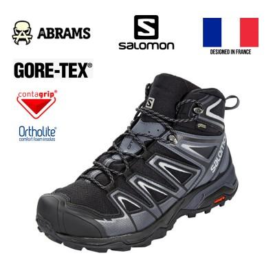 Ботинки Salomon X ULTRA MID 3 GTX с водонепроницаемой мембраной Gore-Tex®