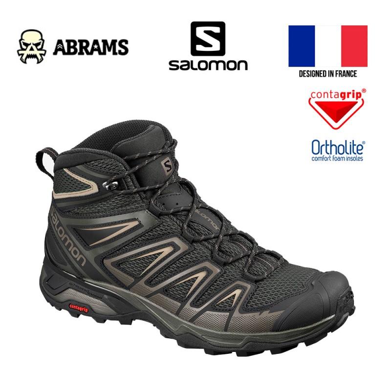 Ботинки Salomon X ULTRA MID 3 AERO