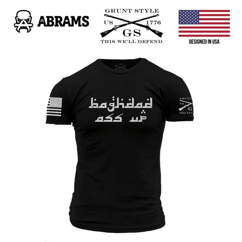 Футболка Grunt Style Baghdad Ass Up Black