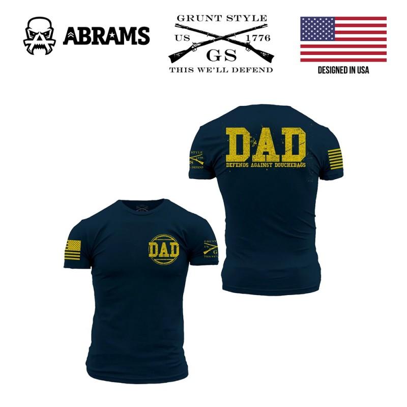 Футболка Grunt Style Dad Defend