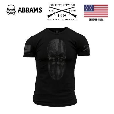 Футболка Grunt Style Spectre Beard Skull