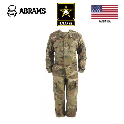 Униформа нового образца US Army Scorpion W2 OCP 50/50 NYCO с антимоскитной пропиткой