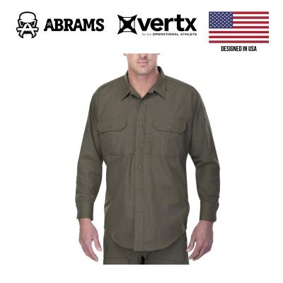 Тактична сорочка Vertx Phantom LT Long Sleeve Shirt OD Green