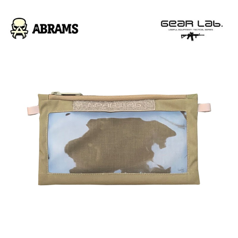 Сумка для мелочевки / инструментов G-pocket GearLab Gen3 Window Coyote Large