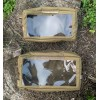 Сумка для мелочевки / инструментов G-pocket GearLab Gen 3 Window Wide Coyote Large
