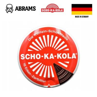 Энергетический черный шоколад Scho-Ka-Kola 100g