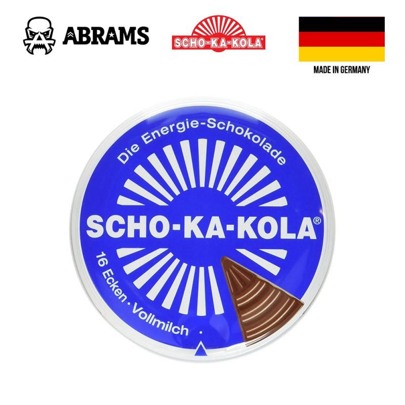 Энергетический молочный шоколад Scho-Ka-Kola 100g