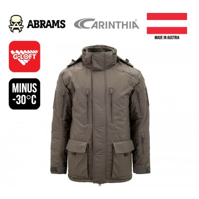 Куртка зимняя Carinthia ECIG 4.0 G-Loft Jacket Olive (ПОД ЗАКАЗ)