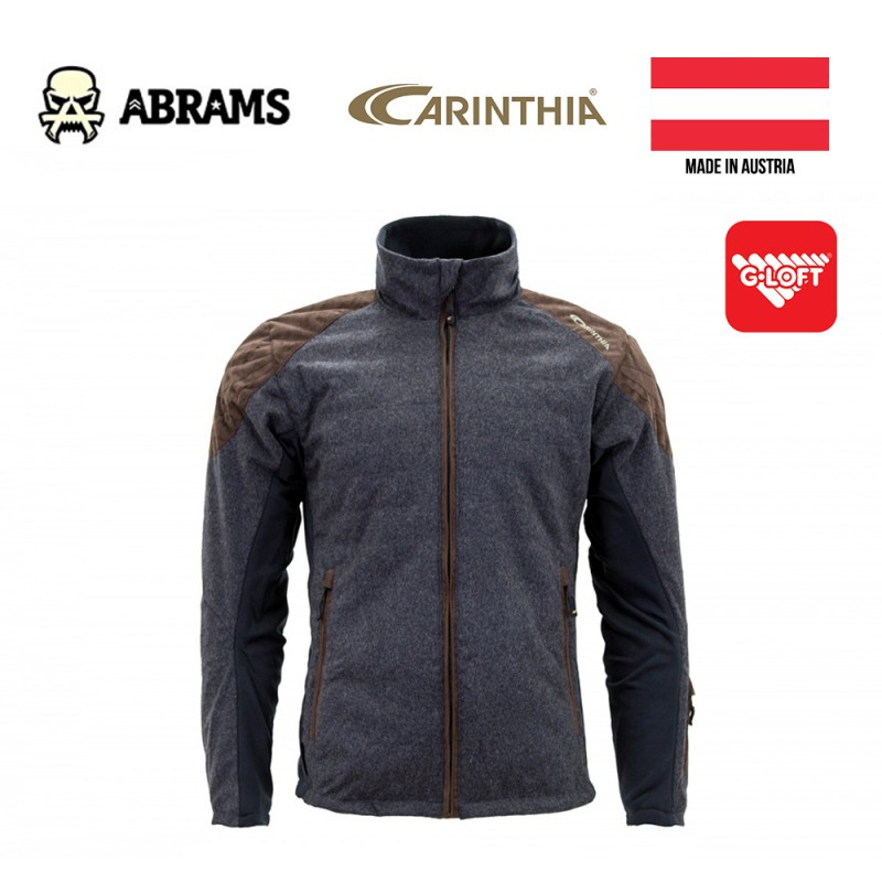 Куртка Carinthia G-Loft TLLG Jacket - Grey