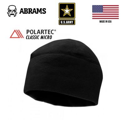 Шапка Polartec® Classic Micro Series Cap - чорна