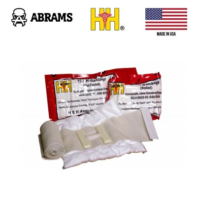 Бинт компрессионный срочной помощи / бандаж 8X10 дюймов H&H