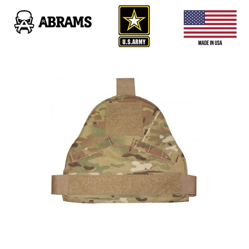 Кевларовая защита плеч для бронежилетов Армии США - Multicam (2шт)