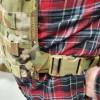 Облегченный бронежилет плэйт кэрриер Blackhawk S.T.R.I.K.E. Lightweight Plate Carrier Harness Multicam