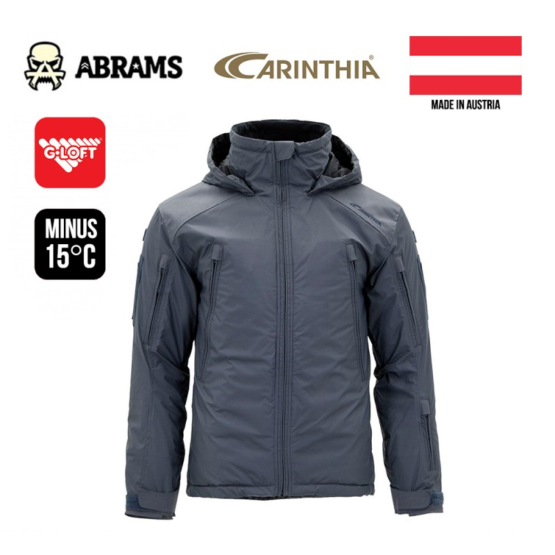 Куртка зимняя Carinthia MIG 4.0 G-Loft - Urban Grey