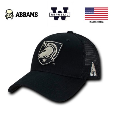 Фирменная кепка Военной академии США (USMA) West Point W Republic Mesh Black