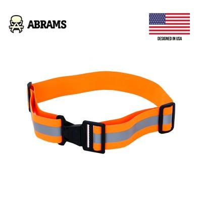 Светоотражающий пояс Belt High Visibility Neon Orange Vinyl