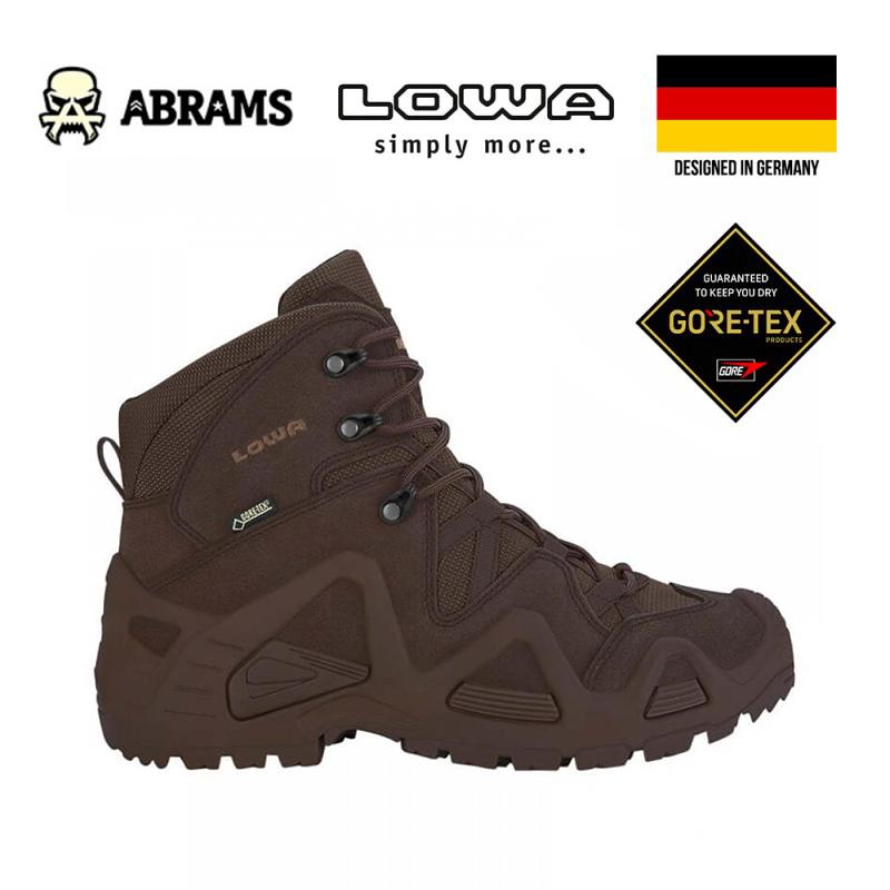 Ботинки Lowa Zephyr GTX® MID TF (Dark Brown)