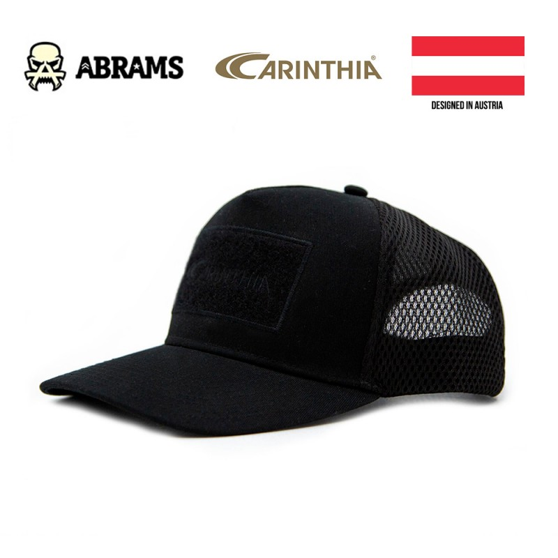 Кепка Carinthia Tactical Basecap Black