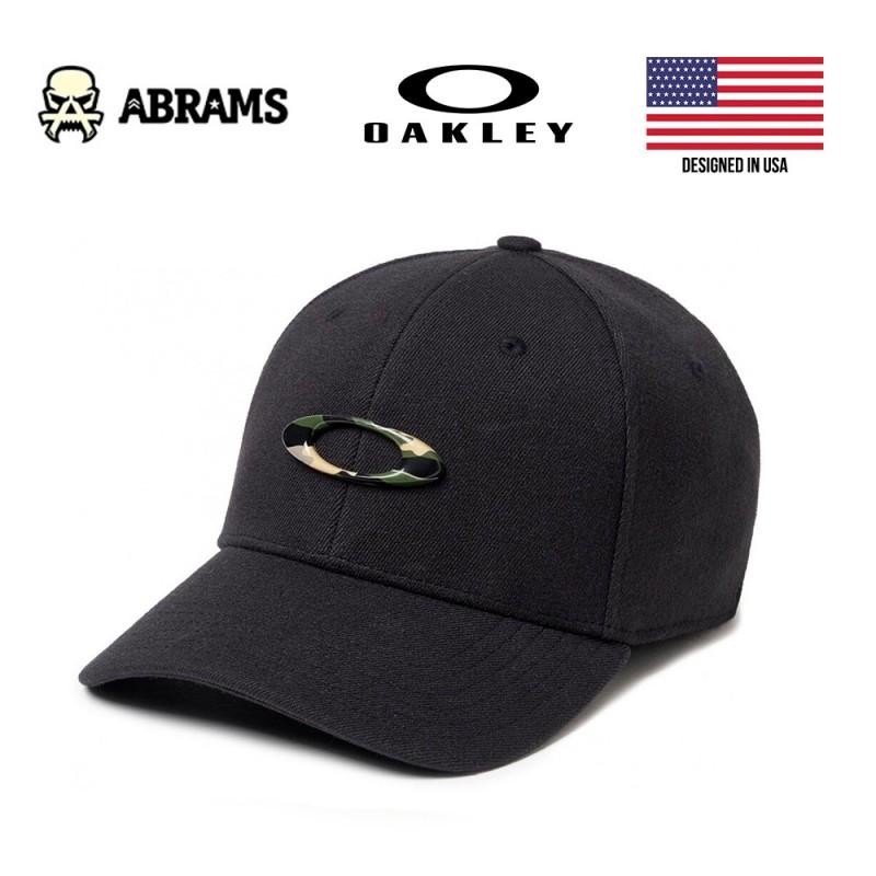 Кепка Oakley Tincan Cap Black Graphic Camo