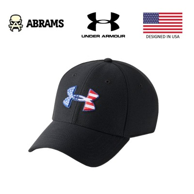 Кепка Under Armour Freedom Blitzing Cap Black