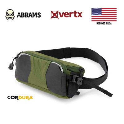 Тактическая сумка Vertx S.O.C.P. Sling Galaxy Black / Canopy Green